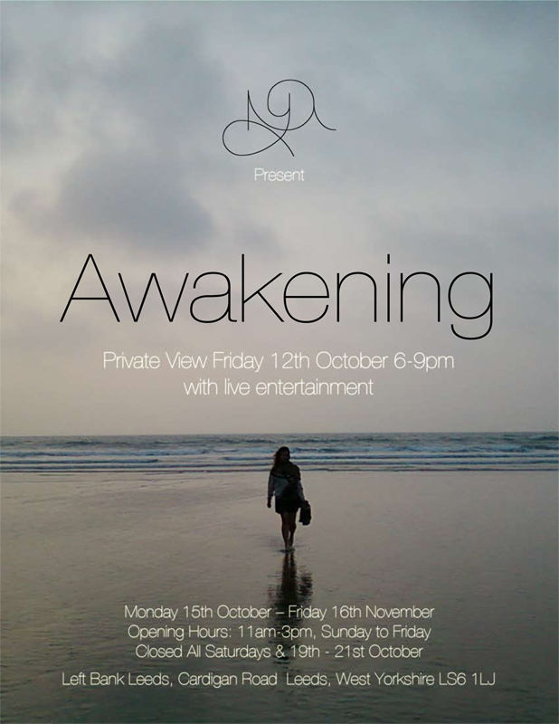 Awakening Exhibition Poster